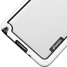 Load image into Gallery viewer, AMZER Border Case - White for Samsung GALAXY Note 3 SM-N900