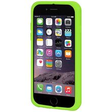 Load image into Gallery viewer, AMZER Silicone Skin Jelly Case for iPhone 6 Plus - Green