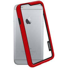Load image into Gallery viewer, AMZER Border Case - Red for iPhone 6 Plus