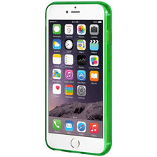 Load image into Gallery viewer, AMZER Pudding TPU Case for iPhone 6 Plus - Green