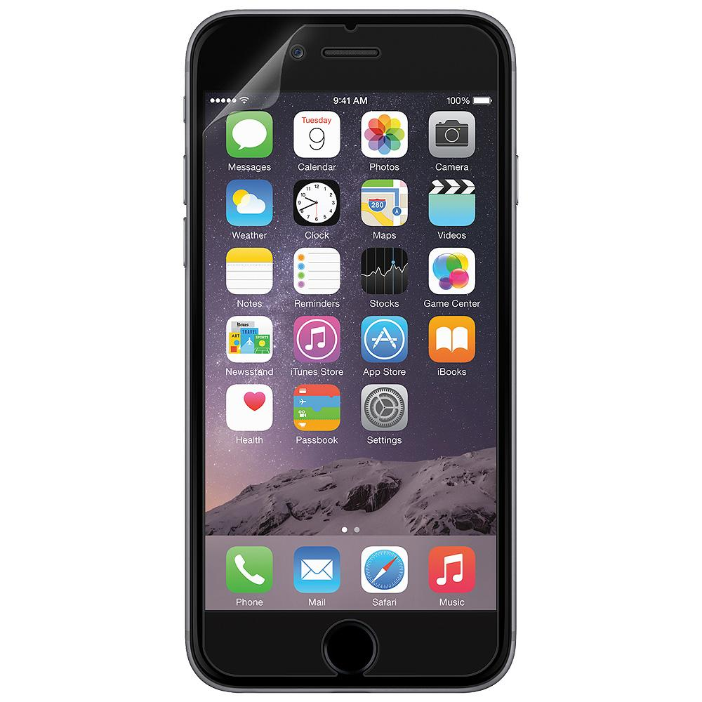AMZER ShatterProof Screen Protector - Front Coverage for iPhone 6 Plus
