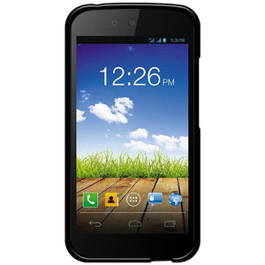 AMZER Pudding TPU Case - Black for Micromax Canvas A1