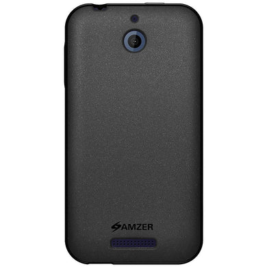 AMZER Pudding TPU Case - Black for HTC Desire 510