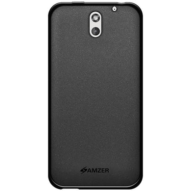AMZER Pudding TPU Case - Black for HTC Desire 610