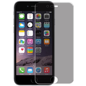AMZER Kristal Privacy Tempered Glass HD Edge2Edge Black Screen Protector for iPhone 6