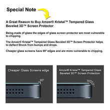 Load image into Gallery viewer, AMZER Kristal Tempered Glass HD Screen Protector for Spice Dream UNO Mi-498