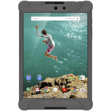 Load image into Gallery viewer, AMZER Silicone Skin Jelly Case for Google Nexus 9 - Grey