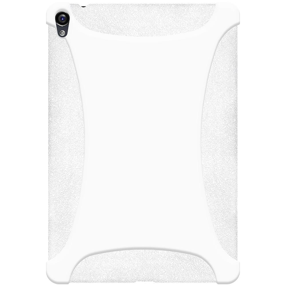 AMZER Silicone Skin Jelly Case for Google Nexus 9 - Solid White