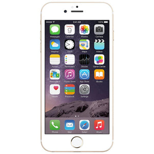 AMZER Kristal Edge2Edge White Screen Protector for iPhone 6