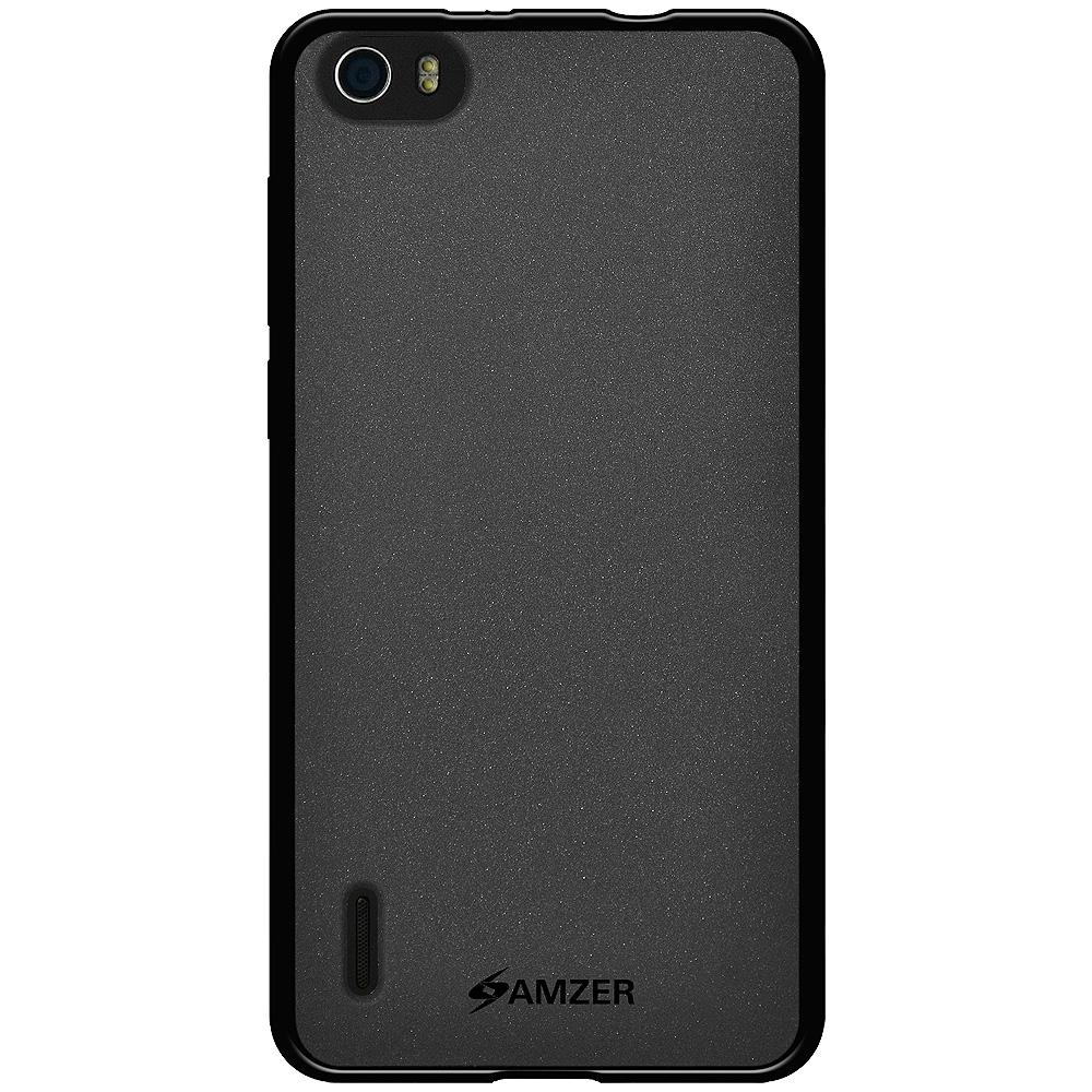 AMZER Pudding TPU Case - Black for Huawei Honor 6
