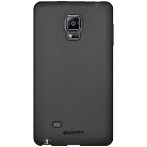 AMZER Pudding TPU Case - Black for Samsung GALAXY Note Edge SM-N915F