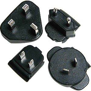 RIM (OEM) Global Replacement Adapter Clips-GB