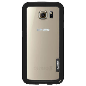 AMZER Border Case - Black for Samsung Galaxy S6 SM-G920F