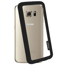 Load image into Gallery viewer, AMZER Border Case - Black for Samsung Galaxy S6 SM-G920F