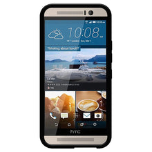 Load image into Gallery viewer, AMZER Pudding TPU Case - Black for HTC One M9