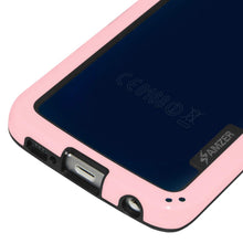 Load image into Gallery viewer, AMZER Border Case - Pink for Samsung Galaxy S6 edge SM-G925F