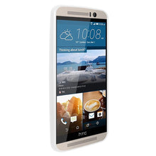 Load image into Gallery viewer, AMZER SlimGrip Hybrid Case - White for HTC One M9