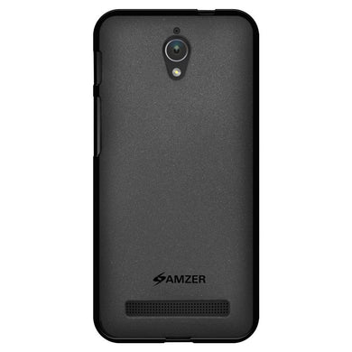 AMZER Pudding TPU Case - Black for ASUS Zenfone C ZC451CG