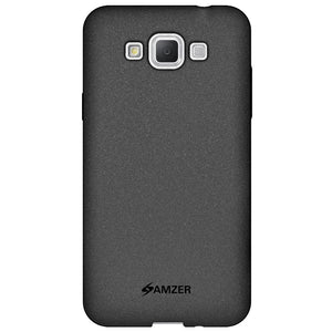 AMZER Pudding TPU Soft Case for Samsung GALAXY Grand Max - Black
