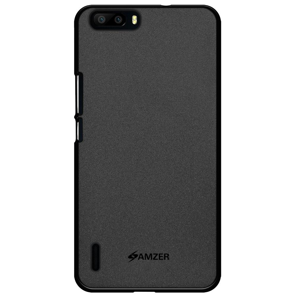 AMZER Pudding TPU Case - Black for Huawei Honor 6 Plus