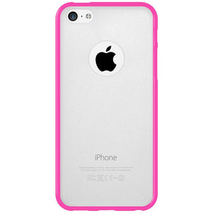 AMZER Hybrid Shockproof Bumper Case for iPhone 5C