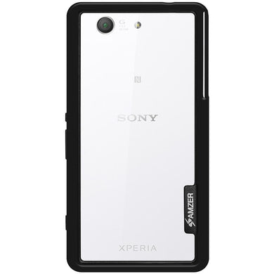 AMZER Border Case - Black for Sony Xperia Z3 Compact