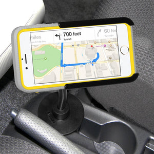 AMZER CRUSTA Cup Holder Mount for iPhone 6 Plus