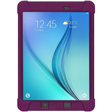 Load image into Gallery viewer, AMZER Silicone Skin Jelly Case for Samsung Galaxy Tab A 9.7 - Purple