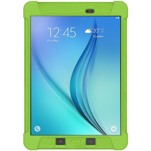 AMZER Silicone Skin Jelly Case for Samsung Galaxy Tab A 9.7 - Green
