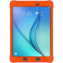 Load image into Gallery viewer, AMZER Silicone Skin Jelly Case for Samsung Galaxy Tab A 9.7 - Orange