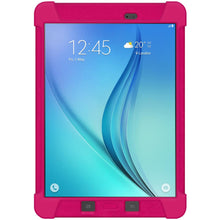 Load image into Gallery viewer, AMZER Silicone Skin Jelly Case for Samsung Galaxy Tab A 9.7 - Hot Pink