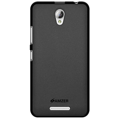 AMZER Pudding TPU Case - Black for Lenovo A5000