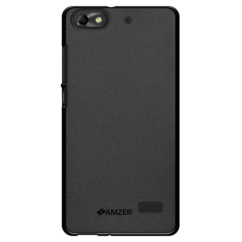 AMZER Pudding TPU Case - Black for Huawei G Play Mini