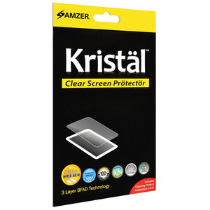 AMZER Kristal Clear Screen Protector for LG Escape 2