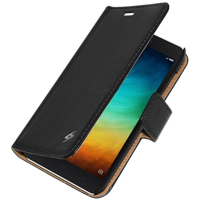 AMZER Flip Case - Black for Xiaomi Mi 4i