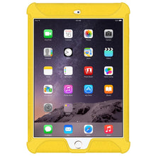 Load image into Gallery viewer, AMZER Shockproof Rugged Silicone Skin Jelly Case for Apple iPad mini 3 - Yellow