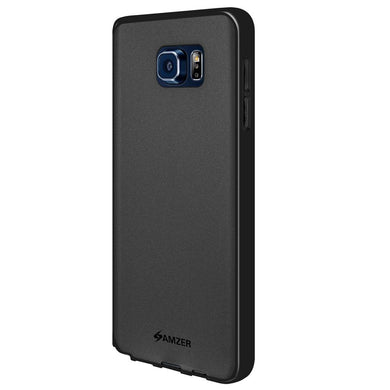 AMZER Pudding TPU Case - Black for Samsung Galaxy Note 5 SM-N920F