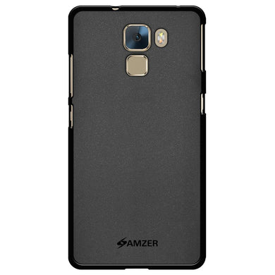 AMZER Pudding TPU Case - Black for Huawei Honor 7