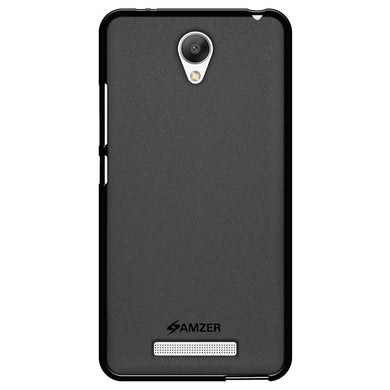 AMZER Pudding TPU Case - Black for Xiaomi Redmi Note 2