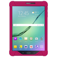 Load image into Gallery viewer, AMZER Shockproof Silicone Skin Jelly Case for Samsung GALAXY Tab S2 8.0 SM-T710