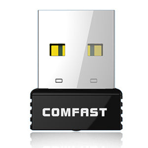 Comfast® CF-WU712P Mini 150Mps USB Wireless Network Adapter-GB
