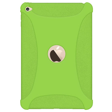 AMZER Silicone Skin Jelly Case Protective Cover for Apple iPad mini 4