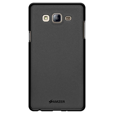 AMZER Pudding TPU Case - Black for Samsung Galaxy On7