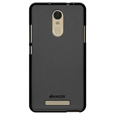 AMZER Pudding TPU Case - Black for Xiaomi Redmi Note 3