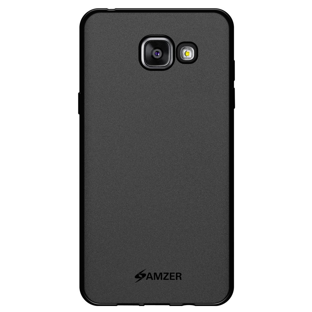 AMZER Pudding TPU Case - Black for Samsung GALAXY A5 2016 SM-A510F