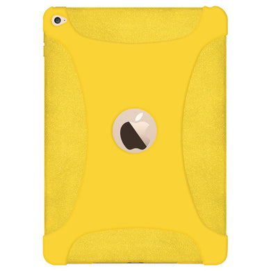 AMZER Shockproof Rugged Silicone Skin Jelly Case for Apple iPad Air 2