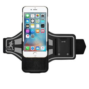 AMZER Jogging Gym Armband Workout Shellster Case For iPhone 6 Plus