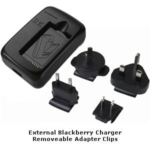 RIM (OEM) BlackBerry® External Battery Charger