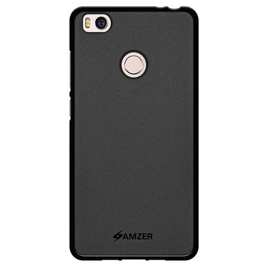 AMZER Pudding TPU Case - Black for Xiaomi Mi 4s