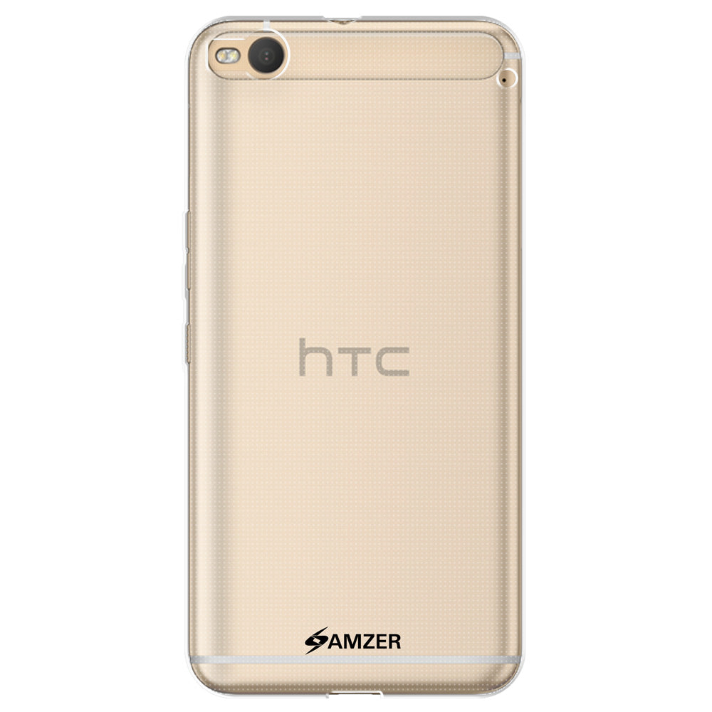 Amzer Pudding TPU Case - Clear for HTC One X9